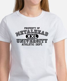 Metalhead University Women's T-Shirt