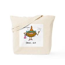 Hazel Nut Tote Bag
