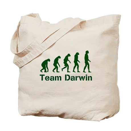 Team Darwin Tote Bag