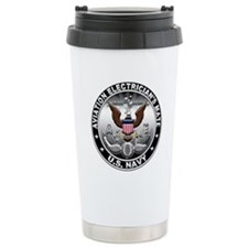 USN Aviation Electricians Mat Travel Mug