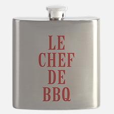 Le Chef De BBQ Flask