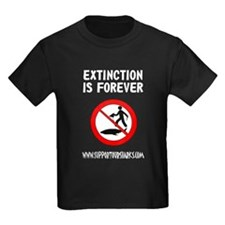 Extinction is forever T