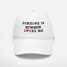 Someone in Suweon Baseball Baseball Cap