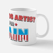 Tattoos artist for Cain Mug