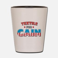 Textile for Cain Shot Glass