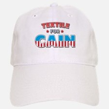 Textile for Cain Baseball Baseball Cap
