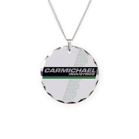 Carmichael Industries Necklace Circle Charm