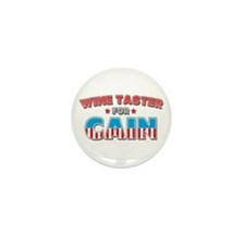 Wine Taster for Cain Mini Button (10 pack)