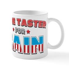 Wine Taster for Cain Mug