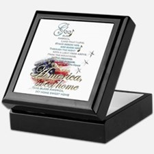 God bless America: Keepsake Box