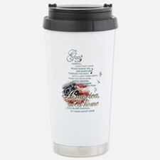 God bless America: Travel Mug