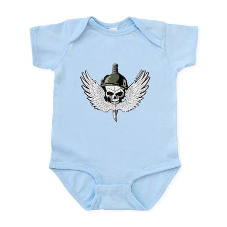 Modern Delta Force Warfare Infant Bodysuit