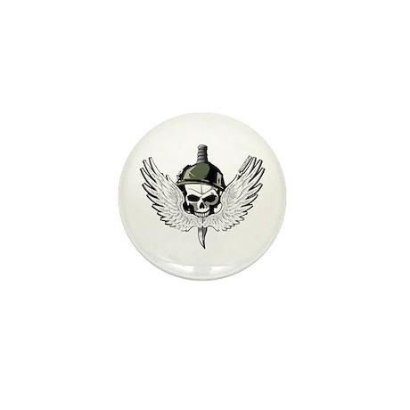 Modern Delta Force Warfare Mini Button