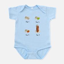 Bacon Bacon BLT Infant Bodysuit