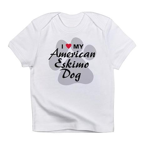 American Eskimo Dog Infant T-Shirt
