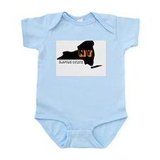 NY EMPIRE STATE Infant Creeper