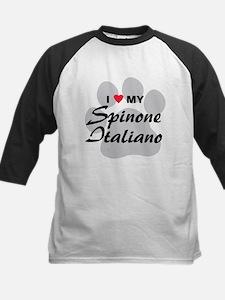 I Love My Spinone Italiano Tee