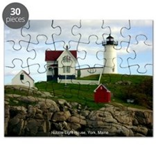 Nubble Lighthouse Puzzle
