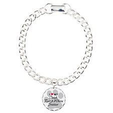 Irish Red & White Setter Bracelet