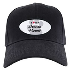I Love My Ibizan Hound Baseball Hat