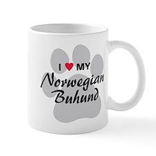 Love My Norwegian Buhund Mug
