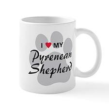Love My Pyrenean Shepherd Mug