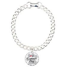 I Love My Canaan Dog Bracelet