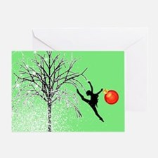 Dance Greeting Cards by Dance Greeting Card