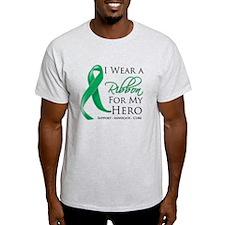 Hero Liver Cancer T-Shirt