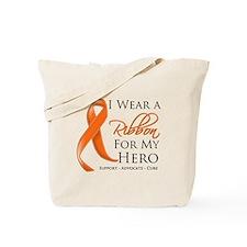 Hero Kidney Cancer Tote Bag