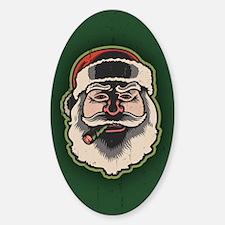 Smokin' Santa III Decal