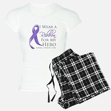 Hero Hodgkin Disease pajamas