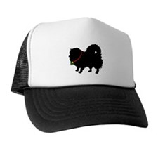 Christmas or Holiday Pomerani Trucker Hat