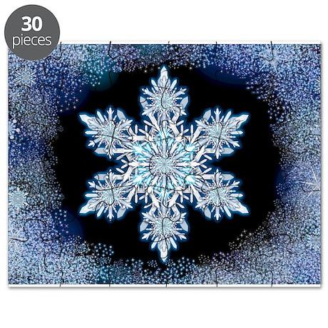 May Snowflake Puzzle