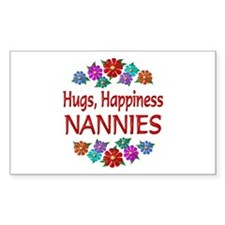 Nanny Hugs Decal