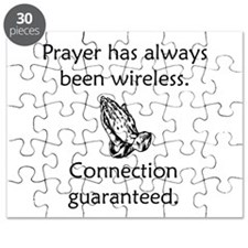 Connection To God Guaranteed Puzzle