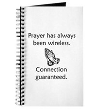 Connection To God Guaranteed Journal