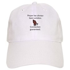 Connection To God Guaranteed Baseball Cap