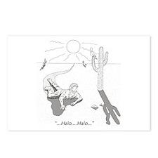 Desert Survival: Halo Postcards (Package of 8)