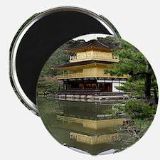 Helaine's Golden Pavilion Magnet