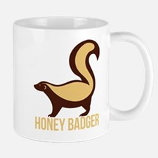 Honey Badger BadAss Mug