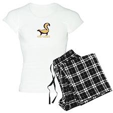 Honey Badger BadAss Pajamas