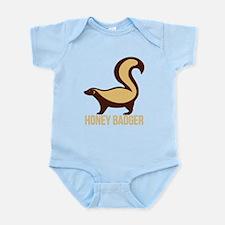 Honey Badger BadAss Infant Bodysuit