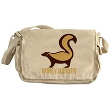 Honey Badger BadAss Messenger Bag