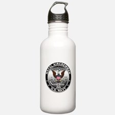 USN Naval Aircrewman Eagle AW Water Bottle