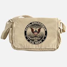 USN Naval Aircrewman Eagle AW Messenger Bag