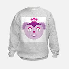 3 Horned Mouse Monster Sweatshirt