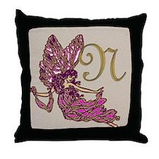 Cute Fae Throw Pillow