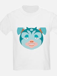 Mutant Rabbit Monster Kids T-Shirt