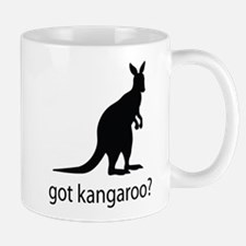 Got kangaroo? Mug